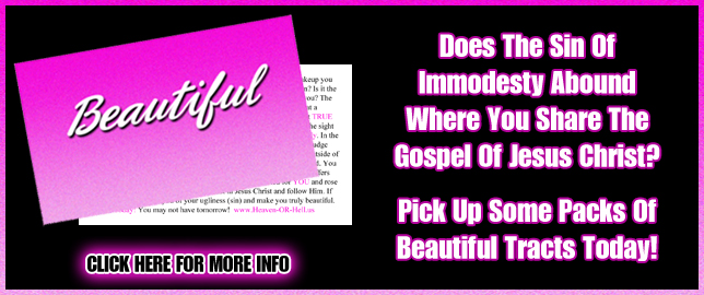 Beautiful Gospel Tract
