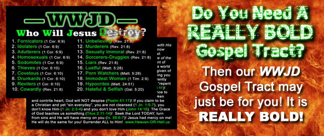 PinPoint Gospel Tracts
